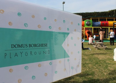 Domus Borghese Playground